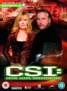 CSI: Crime Scene Investigation - Seizoen 6 - Compleet
