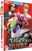 Tiger and Bunny: Part 4 - Episodes 20-25 (Bevat DVD)