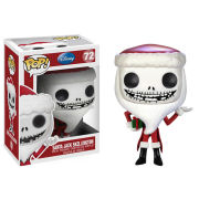 Nightmare Before Christmas Santa Jack Pop! Vinyl Figuurtje