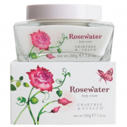 Crabtree & Evelyn Rosewater Body Cream (200 g)