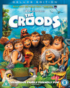 Croods 3D (Bevat 2D Version en UltraViolet Copy)