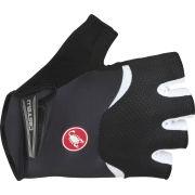 Castelli Arenberg Gel Gloves - Black/White