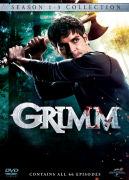Grimm - Staffel1-3
