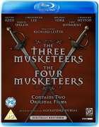 Tres Mosqueteros / Cuatro Mosqueteros