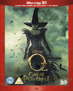 Oz The Great and Powerful 3D (Bevat 2D Versie)