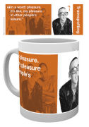 Trainspotting Spud - Mug