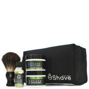eShave Start Up Kit White Tea