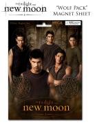 Twilight New Moon - Magnet Sheet - Wolf Pack