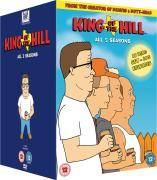 King Of Hill Seizoen 1-5 Box Set