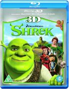 Shrek 3D (3D Blu-Ray, 2D Blu-Ray and DVD)