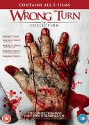 Wrong Turn 1-5 Box Set