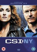 CSI New York Complete Season 3