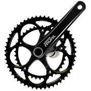 SRAM Rival Chainset OCT Mirror Black (Includes GXP BB Black)