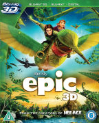 Epic 3D - Triple Play (3D Blu-Ray, 2D Blu-Ray en UltraViolet Copy)