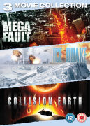 Disaster Triple: Megafault / Ice Quake / Collision Earth