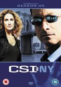 CSI New York Complete Season 5