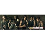 The Walking Dead Season 5 - Door Poster - 53 x 158cm