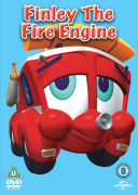 Finley The Fire Engine - Big Face Edition