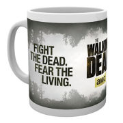 The Walking Dead Fight The Dead Mug
