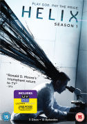 Helix - Season 1 (Includes UltraViolet Copy)