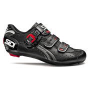 Sidi Genius 5 Fit Carbon Cycling Shoes - Black