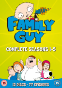 Family Guy Seasons 1 - 5 [Box Set]