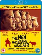 Los Hombres Que Miraban Fijamente a Las Cabras