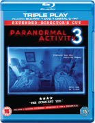 Paranormal Activity 3 - Triple Play (Blu-Ray, DVD en Digital Copy)
