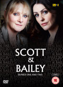 Scott and Bailey - Series 1 and 2