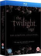 La Saga Crepúsculo: La Colección Completa (Edición Extendida de Amanecer - Parte 1 incl.)