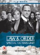 Law and Order - Special Victims Unit - Seizoen 9 - Compleet