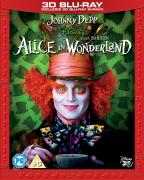 Alice in Wonderland (Blu-ray 3D + Blu-ray)