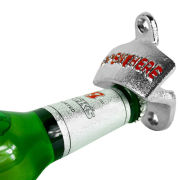 Wall Mount Bottle Opener - Great Gadgets