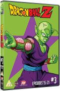 Dragon Ball Z - Seizoen 1: Deel 3 (Aflevering 15-21)