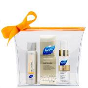 Phyto Dry Hair Travel Kit (Worth £30)