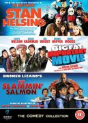 Comedy Verzameling (Stan Helsing / Big Fat Important Movie / Slammin Salmon)