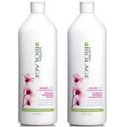 Matrix Biolage ColorLast Shampoo and Conditioner (1000ml)