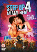 Step Up 4: Miami Heat (Bevat UltraViolet Copy)