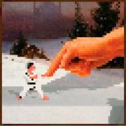Minecraft Hand - Maxi Poster - 61 x 91.5cm