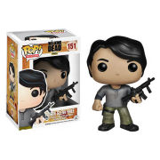 Figura Pop! Vinyl Prison Glenn Rhee - The Walking Dead