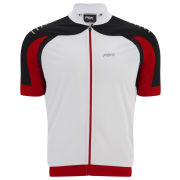 PBK Heritage Vernon Short Sleeve Jersey - Black/White/Red