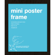 Black Frame Mini - 40 x 50cm