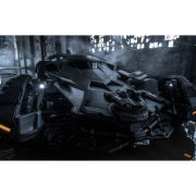 Hot Wheels Elite DC Comics Batman Vs. Superman Batmobile 1:18 Scale Model