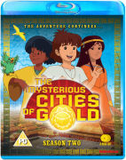 The Mysterious Cities of Gold: The Adventure Continues - Seizoen 2