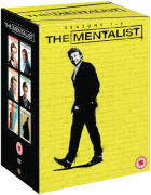 The Mentalist - Seasons 1-6