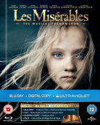 Les Misérables - DigiBook de Edición Limitada (incluye copias Digital y UltraViolet)