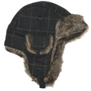 French Connection Mens Fur Canal Hat