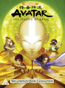Avatar - The Legend Of Aang - Book 2 - Complete