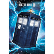 Doctor Who Tardis - Maxi Poster - 61 x 91.5cm