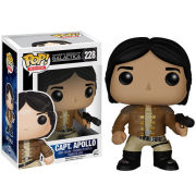 Battlestar Galactica Classic Captain Apollo Funko Pop! Figur